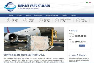 Embassy Freight Brasil