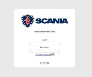 Scania Reversa