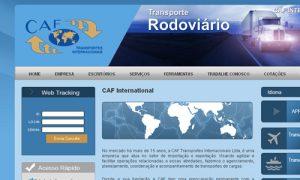 CAF – Web Tracking